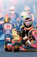 Stars of karting